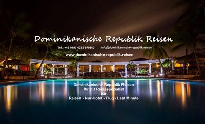 Allgemeine Einreisebestimmungen Dominikanische Republik